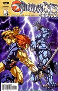 Thundercats Enemy's Pride Vol 1 2
