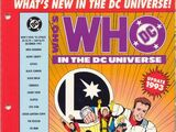 Who's Who in the DC Universe Update 1993 Vol 1 1