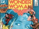 Wonder Woman Vol 1 323