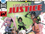 Young Justice Vol 3 6