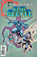 Convergence Blue Beetle Vol 1 1