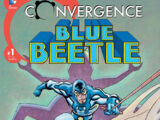 Convergence: Blue Beetle Vol 1 1