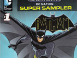 DC Nation FCBD Super Sampler: Beware the Batman/Teen Titans Go! Vol 1 1