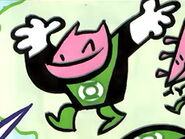 Kilowog Tiny Titans 01
