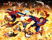 Legion of Super-Heroes Smallville 002