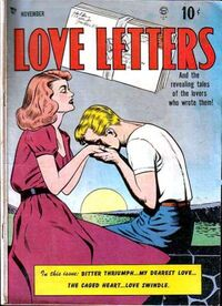 Love Letters Vol 1 1