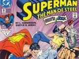 Superman: Man of Steel Vol 1 8
