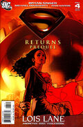 Superman Returns Prequel Vol 1 4 Cover