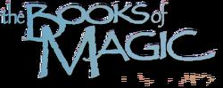 The Books of Magic Vol 2 logo