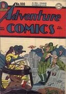 Adventure Comics Vol 1 100