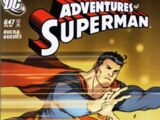 Adventures of Superman Vol 1 647
