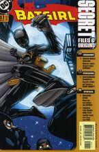 Batgirl Secret Files and Origins 1