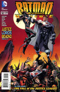 Batman Beyond Universe Vol 1 12
