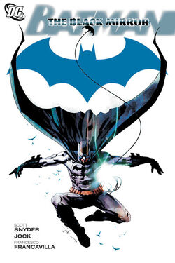 Cover for the Batman: The Black Mirror Trade Paperback