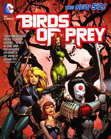 Birds Of Prey Trouble In Mind Dc Database Fandom