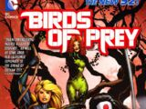 Birds of Prey: Trouble in Mind (Collected)