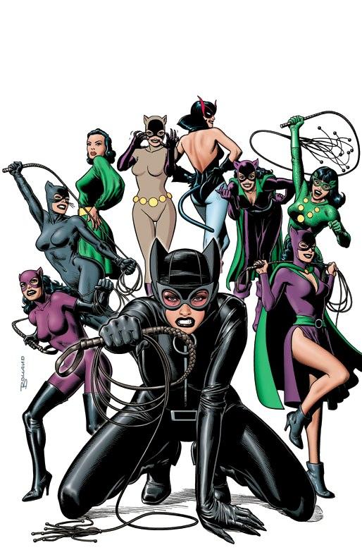 Catwoman Origins | DC Database | FANDOM powered by Wikia