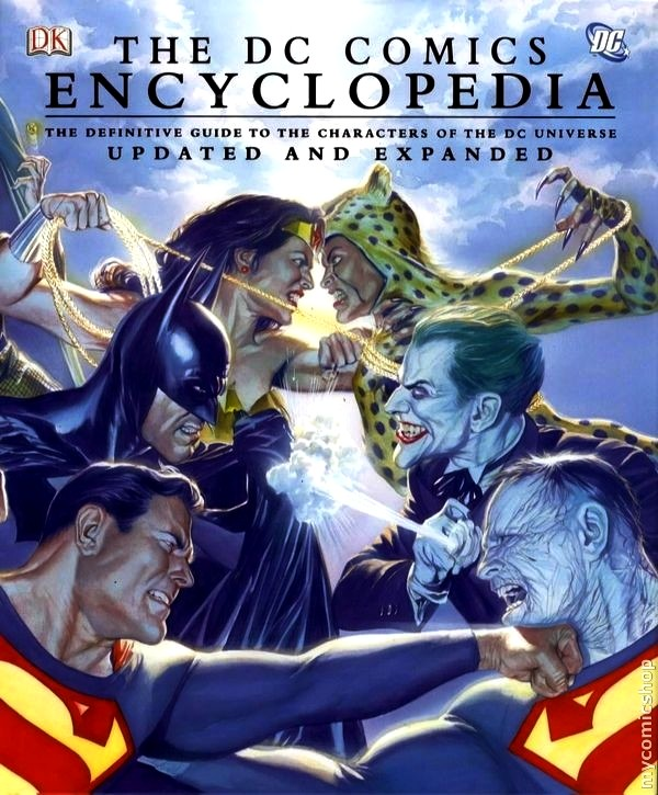 DC Comics Encyclopedia: Updated and Expanded   DC Database