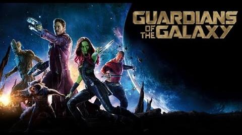 Episode 17 - Guardians of the Galaxy