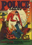 Police Comics Vol 1 17