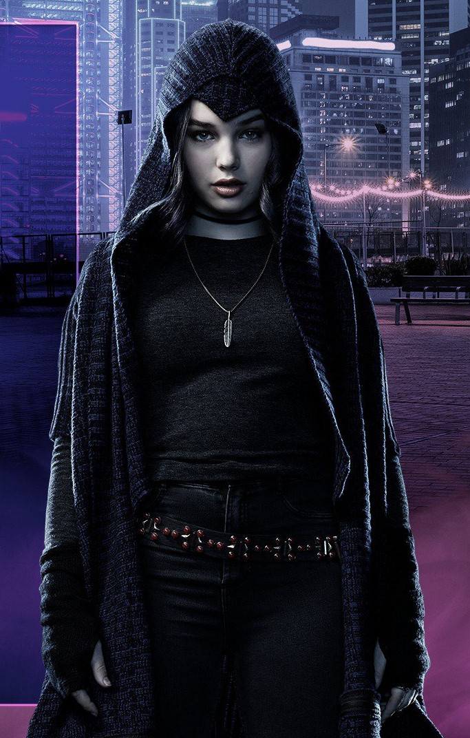 Rachel Roth Titans Tv Series Dc Database Fandom