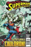 Action Comics Vol 1 731