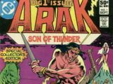 Arak: Son of Thunder Vol 1 1