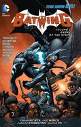 Batwing Enemy of the State TPB