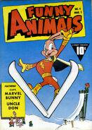 Fawcett's Funny Animals Vol 1 4