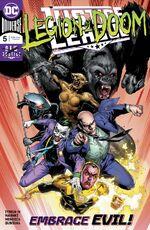 Justice League Vol 4 5