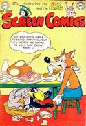 Real Screen Comics Vol 1 50