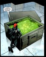 Red Hood and the stolen Kryptonite