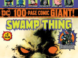 Swamp Thing Giant Vol 1