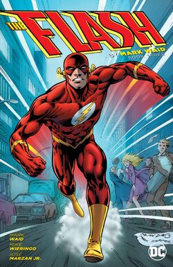 Cover for the The Flash by Mark Waid: Book Three Trade Paperback