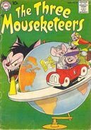 The Three Mouseketeers Vol 1 18