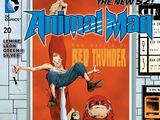 Animal Man Vol 2 20