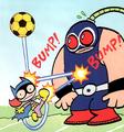 Bane Tiny Titans 001
