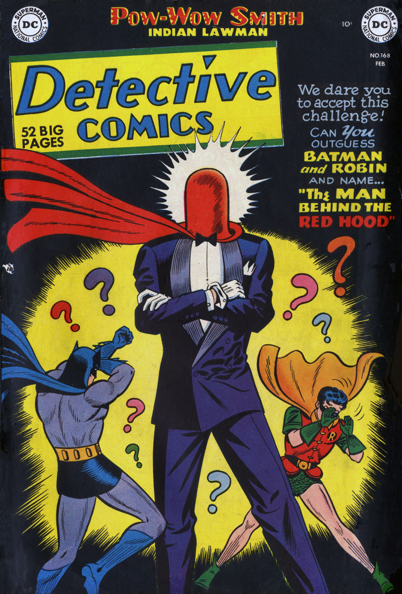 Image result for detective comics 168