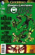 Green Lantern Corps Vol 3 35