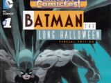 Halloween Comic Fest 2013-Batman: The Long Halloween Special Edition Vol 1 1