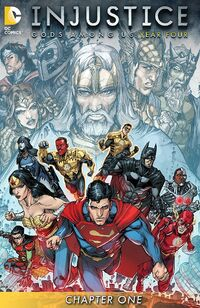 Injustice Gods Among Us Year Four Vol 1 1 Digital Solicit