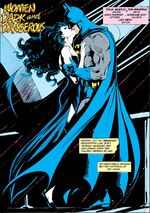 Batman and Nocturna