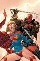Supergirl Vol 6 35 Textless