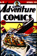 Adventure Comics Vol 1 43