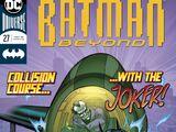 Batman Beyond Vol 6 27