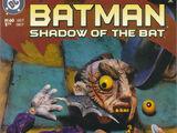 Batman: Shadow of the Bat Vol 1 60
