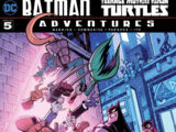Batman/Teenage Mutant Ninja Turtles Adventures Vol 1 5