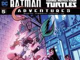 Batman/Teenage Mutant Ninja Turtles Adventures Vol 1 5
