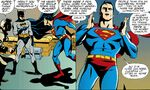 Superman comes to help