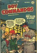 Boy Commandos 30